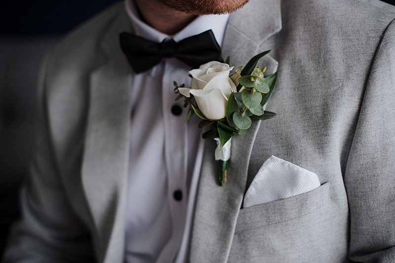 Groom Style bowtie dapper