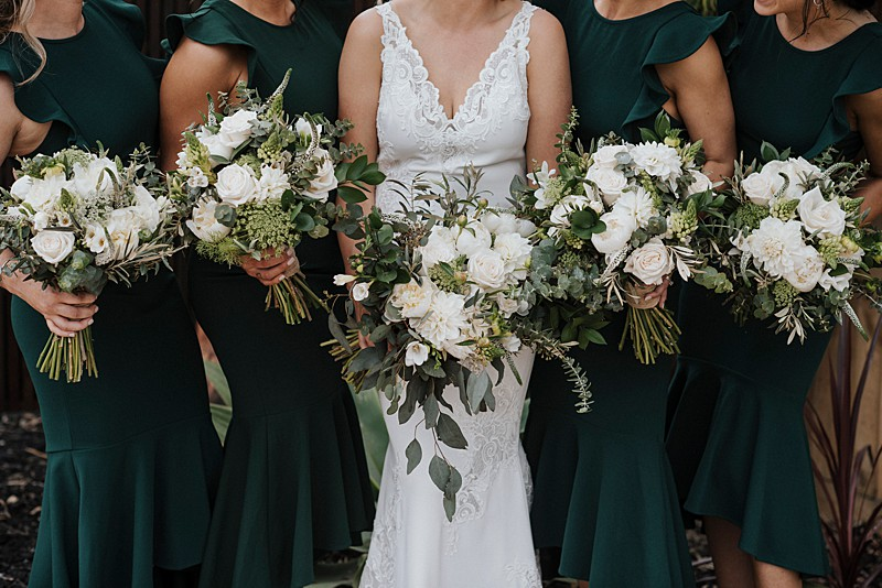 Bride Style flowers